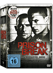Prison Break - Die komplette Serie (23 DVDs)