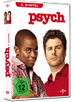 Psych: Staffel 3 Box (4 DVDs) (DVD Filme)