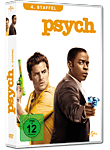 Psych: Staffel 4 Box (4 DVDs) (DVD Filme)