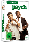 Psych: Staffel 5 Box (4 DVDs) (DVD Filme)