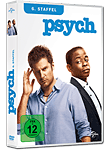 Psych: Staffel 6 Box (4 DVDs) (DVD Filme)