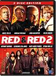 RED + RED 2 (2 DVDs)