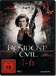Resident Evil 1-6 - Complete Collection (6 DVDs)