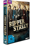 Ripper Street: Staffel 4 Box (3 DVDs)