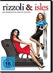 Rizzoli & Isles: Staffel 2 Box (4 DVDs) (DVD Filme)