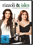 Rizzoli & Isles: Staffel 3 Box (3 DVDs) (DVD Filme)