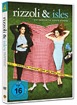 Rizzoli & Isles: Staffel 4 Box (4 DVDs) (DVD Filme)