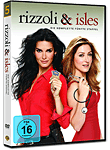 Rizzoli & Isles: Staffel 5 Box (4 DVDs) (DVD Filme)