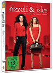 Rizzoli & Isles: Staffel 6 Box (4 DVDs) (DVD Filme)