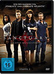 Sanctuary: Wächter der Kreaturen - Staffel 2 Box (4 DVDs) (DVD Filme)