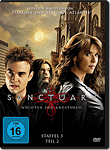 Sanctuary: Wächter der Kreaturen - Staffel 3 Teil 2 (3 DVDs)