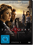 Sanctuary: Wächter der Kreaturen - Staffel 3 (6 DVDs) (DVD Filme)