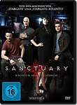 Sanctuary: Wächter der Kreaturen - Staffel 4 (4 DVDs) (DVD Filme)