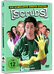 Scrubs: Staffel 2 Box (4 DVDs)