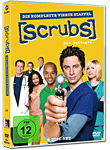 Scrubs: Staffel 4 Box (4 DVDs) (DVD Filme)