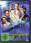 SeaQuest DSV: Staffel 3 Box (4 DVDs)