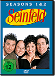 Seinfeld: Season 1&2 Box (4 DVDs) (DVD Filme)