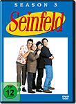 Seinfeld: Season 3 Box (4 DVDs) (DVD Filme)