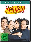 Seinfeld: Season 4 Box (4 DVDs) (DVD Filme)
