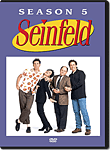Seinfeld: Season 5 Box (4 DVDs) (DVD Filme)