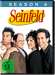 Seinfeld: Season 6 Box (4 DVDs) (DVD Filme)
