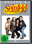 Seinfeld: Season 8 Box (4 DVDs) (DVD Filme)