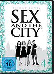 Sex and the City: Staffel 4 Box (3 DVDs) (DVD Filme)