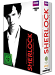 Sherlock: Staffel 1-3 Box (7 DVDs)