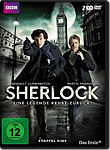 Sherlock: Staffel 1 Box (2 DVDs) (DVD Filme)