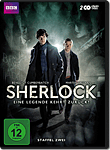 Sherlock: Staffel 2 Box (2 DVDs)