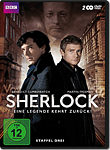 Sherlock: Staffel 3 (2 DVDs)