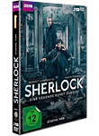 Sherlock: Staffel 4 Box (2 DVDs)