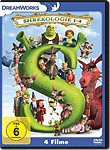 Shrek - Shrekologie 1-4 Box (4 DVDs)