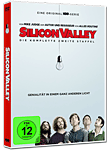 Silicon Valley: Staffel 2 Box (2 DVDs) (DVD Filme)
