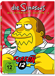 Simpsons: Staffel 12 Box (4 DVDs) (DVD Filme)