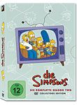 Simpsons: Season 02 Box (4 DVDs)