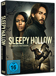 Sleepy Hollow: Staffel 1 Box (4 DVDs)