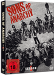 Sons of Anarchy: Season 5 Box (4 DVDs)