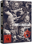 Sons of Anarchy: Season 6 Box (5 DVDs)