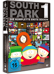 South Park: Season 01 Box (3 DVDs)