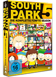 South Park: Season 05 Box (3 DVDs)