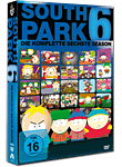 South Park: Season 06 Box (3 DVDs)