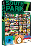 South Park: Staffel 07 Box (3 DVDs)