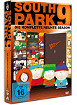 South Park: Staffel 09 Box (3 DVDs)