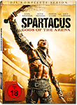 Spartacus: Gods of the Arena - Die komplette Season (3 DVDs)