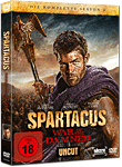 Spartacus: War of the Damned - Season 3 Box -Uncut- (4 DVDs)