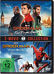 Spider-Man: Far from Home + Homecoming (2 DVDs)
