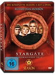 Stargate Kommando SG-1: Season 04 Box (6 DVDs)
