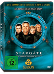 Stargate Kommando SG-1: Season 07 Box (6 DVDs)