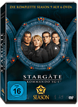 Stargate Kommando SG-1: Season 09 Box (6 DVDs)